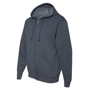 Jerzees NuBlend® Adult Full-Zip Hooded Sweatshirt