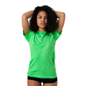 American Apparel Adult Unisex Poly-Cotton S/S T-Shirt