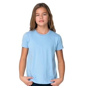 American Apparel Youth Unisex Fine Jersey S/S T-Shirt