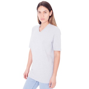 American Apparel Adult Unisex Fine Jersey S/S Classic V-Neck
