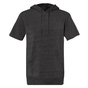 Bella + Canvas Fast Fashion Unisex Jersey Short Sleeve Hoodie