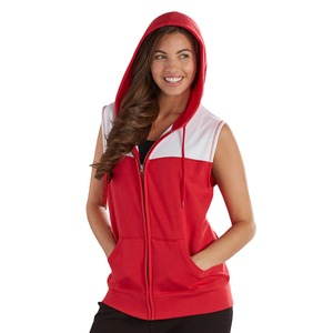 Boxercraft Adult Unisex Sleeveless Hoodie