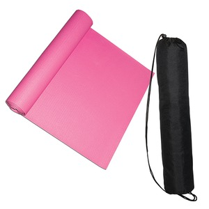 Yoga Mat & Carry Bag