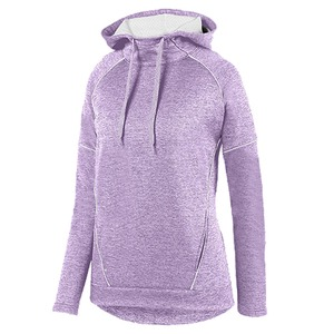 Augusta Ladies Zoe Tonal Heather Hoody