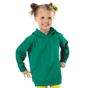 Rabbit Skins Kids' Unisex Pullover Fleece Hoodie