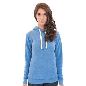 Royal Apparel Triblend Fleece Pullover Hoody