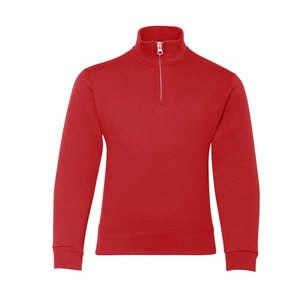 Jerzees Nublend Youth Unisex Quarter-Zip Cadet Collar Sweatshirt