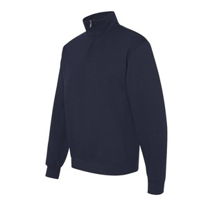 Jerzees Nublend® Adult Unisex Quarter-Zip Cadet Collar Sweatshirt