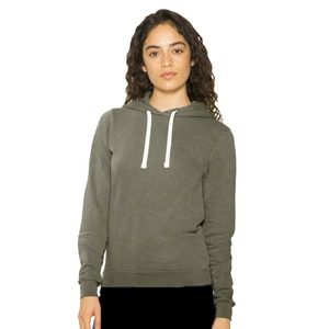 American Apparel Super Soft Garment Dyed Fashion Hoodie