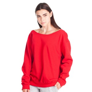 Ladies Boat Neck Sweatshirt
