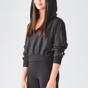 Ladies Squad 1/4 Zip Hood