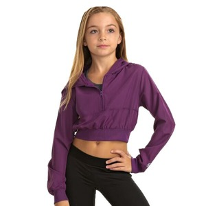 Girls Squad 1/4 Zip Hood
