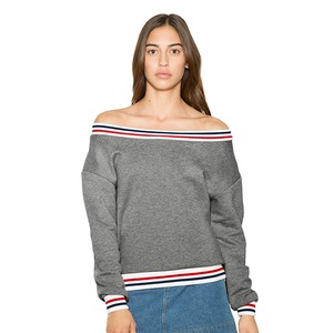 American Apparel Heavy Terry Sport Sweatshirt