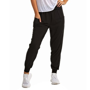 Ladies Slouchy Silhouette Fashion Joggers