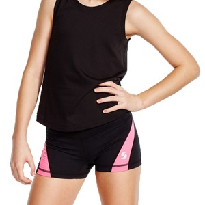 Girls Dri Team Accent Short
