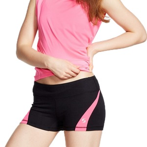 Ladies Dri Team Accent Short