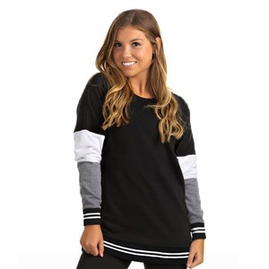 Ladies Accent Fashion Crewneck