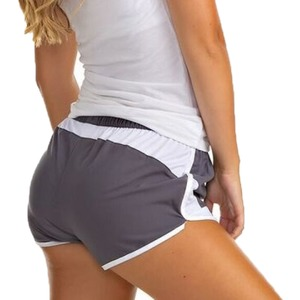 Ladies Woven Mesh Insert Short