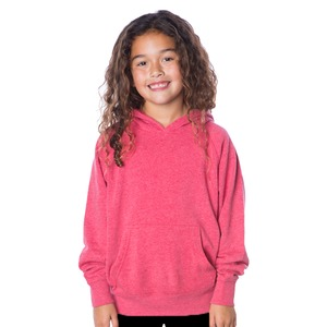 Youth Lightweight Retail Blend Raglan Hoodie Pullover