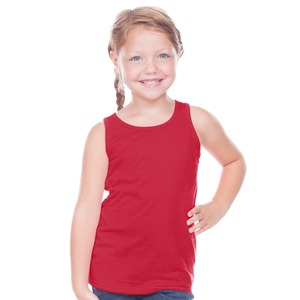 Studio Essentials Toddler Fine Rib Racer Back Tank