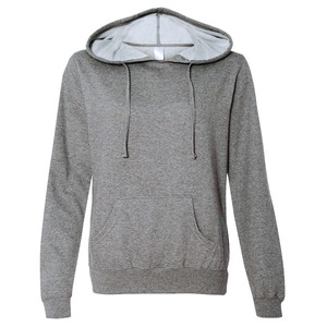 Bella + Canvas Adult Unisex Sueded Fleece Pullover Hoodie