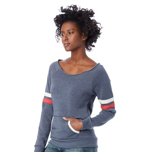 Alternative Ladies' Maniac Sport Eco-Fleece Adult Sweatshirt
