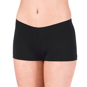 Nylon/Spandex Dance Short Youth & Adult