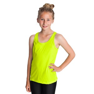 American Apparel Youth Unisex Poly-Cotton Tank