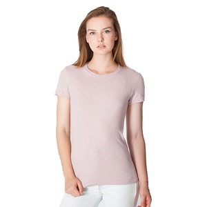 American Apparel Ladies' Fine Jersey S/S T-Shirt
