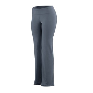 Augusta Ladies Wide Waist Brushed Back Poly/Spandex Pant