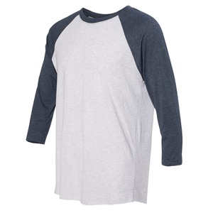 Next Level Unisex Tri-Blend 3/4-Sleeve Raglan Tee