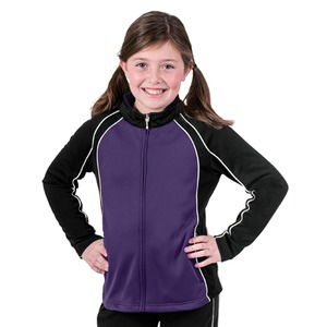 Charles River Girls' Olympian Jacket