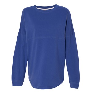 Ladies Athena French Terry Dolman Sleeve Sweatshirt