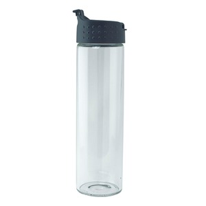 The Skinny Glass Water Bottle 19oz