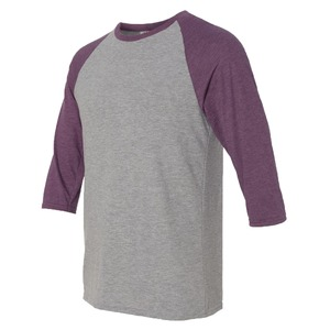 Adult Unisex Triblend Raglan Sleeve T-Shirt