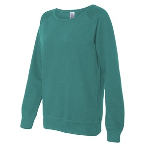 Independent Trading Co. Junior's Lightweight Crewneck Sweatshirt