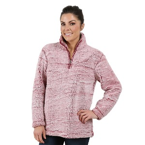 Boxercraft Ladies' Sherpa Pullover