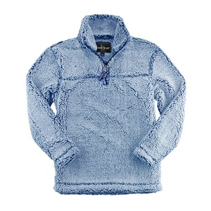 Boxercraft Girls' Sherpa Pullover