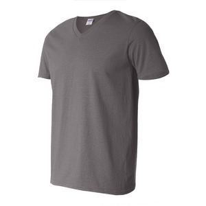 Softstyle® Adult Unisex 7.5 oz./lin. yd. V-Neck T-Shirt