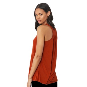 Bella + Canvas Ladies' Adult Flowy Racerback Tank