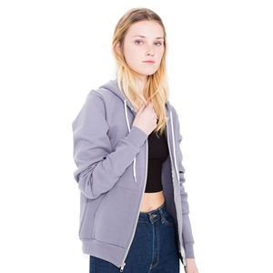American Apparel Adult Unisex Flex Fleece Zip Hoodie