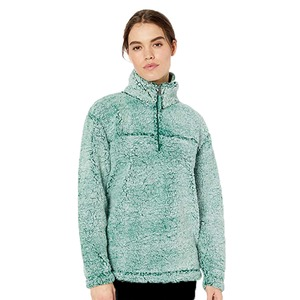 Unisex Sherpa Pullover