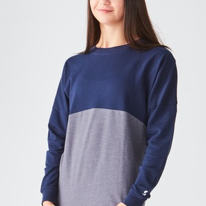 Ladies Oversized Long Sleeve