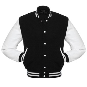 Studio Essentials Adult Unisex Fleece Varsity Jacket