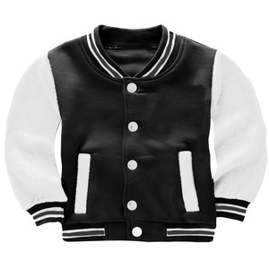 Studio Essentials Toddler Unisex Fleece Varsity Jacket