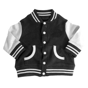 Studio Essentials Infant Fleece Varsity Jacket