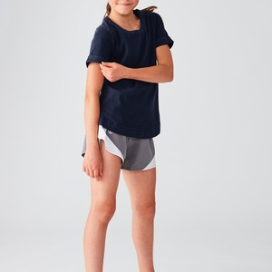 Studio Essentials Youth Unisex Rolled Cuff Tee