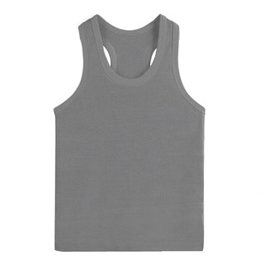 Studio Essentials Infant Fine Rib Racer Back Tank